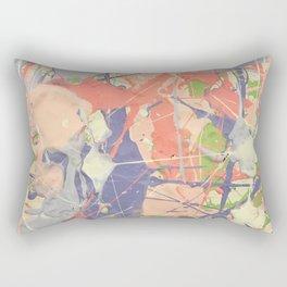 Miniature Original - lilac Rectangular Pillow