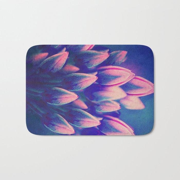Floral abstract(56) Bath Mat