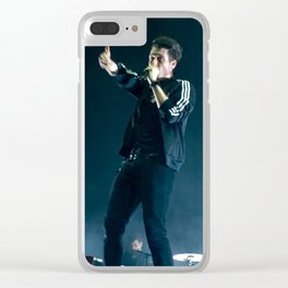 Dan Smith 3 Clear iPhone Case