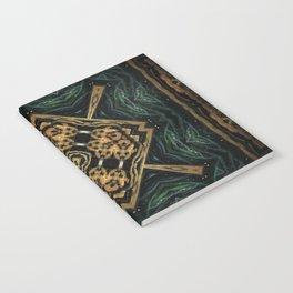 Earth Goddess Notebook