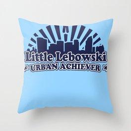 Little Lebowski Urban Acheiver Throw Pillow