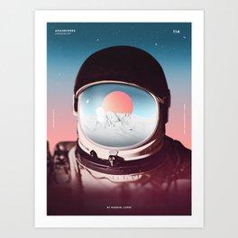 114 - Amaneceres Art Print