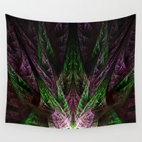 crown Wall Tapestries featuring Crown by TenelArt