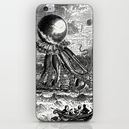 They're Here iPhone Skin