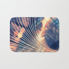 Slinky Abstract Bath Mat