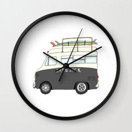 SJ Ambulance  Wall Clock