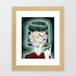 Beautiful Dreamer Love Framed Art Print