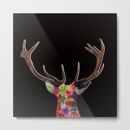 deer color Metal Print