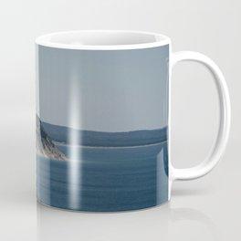 Empire Bluffs at Sleeping Bear Dunes Coffee Mug