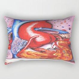 Aorta Rectangular Pillow
