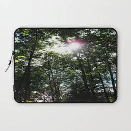 Afternoon Sun • Northpointe Fitness Park & Nature Trails • Marysville, WA Laptop Sleeve