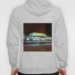 Mickey's Diner Hoody