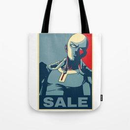 """Saitama """"Sale"""" Tote Bag"""