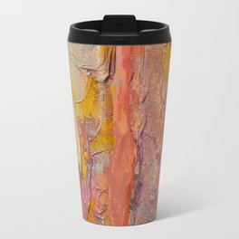 Scrunched Colors Travel Mug