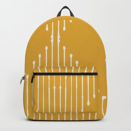 Geo / Yellow Backpack
