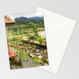Near the Mekong Stationery Cards