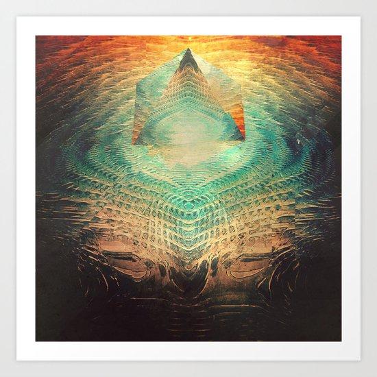 kryypynng dyyth Art Print