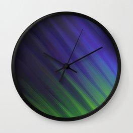 Boreal I Wall Clock