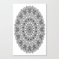 32 Canvas Print