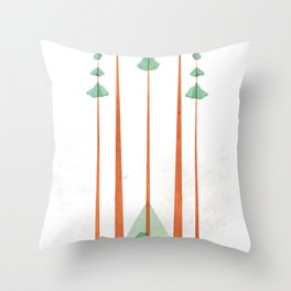 3Lives - Plant Throw Pillow