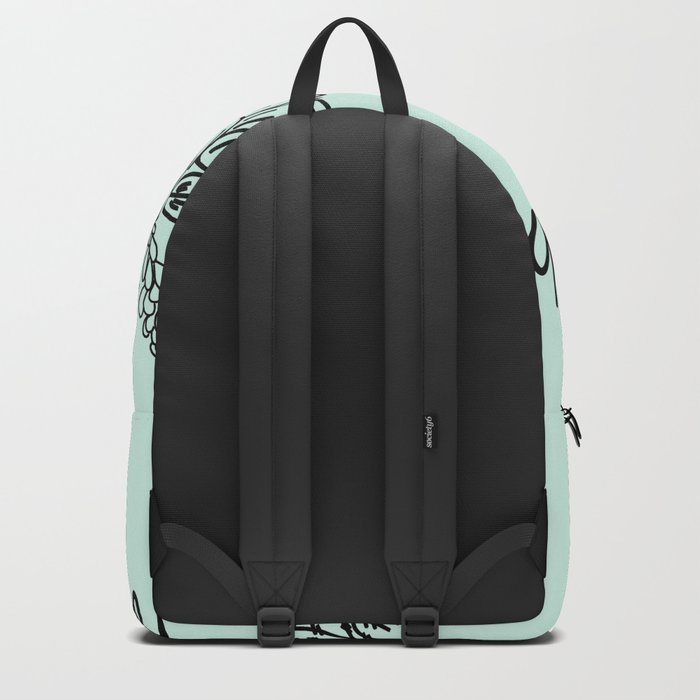 It well get better . Blue Backpack