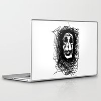 dali Laptop & iPad Skins featuring Dali by @Subliminal_society