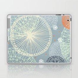 Geodesic by Friztin Laptop & iPad Skin