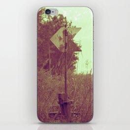 fin iPhone Skin