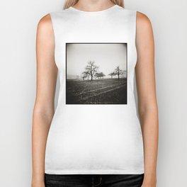 { skeleton trees } Biker Tank