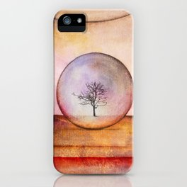 LoneTree 04 iPhone Case