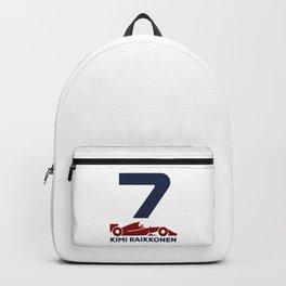 Kimi Raikkonen 2019 Backpack