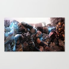 Middle-Earth: Shadow of Mordor Canvas Print