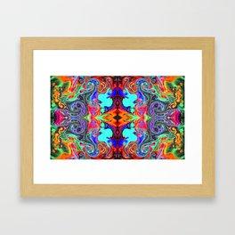 High Shang Framed Art Print