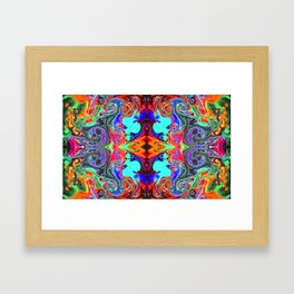 High Shang Framed Art Print