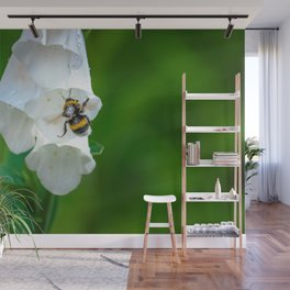 The Bumble Bee Wall Mural