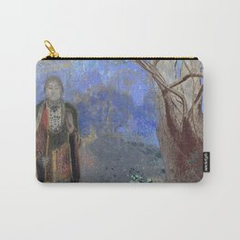 Odilon Redon - Buddah Carry-All Pouch