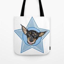 Adopt (Blue) Tote Bag