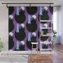 Pattern Ghost Wall Mural