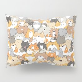 Cats, Kitties and a Spy Pillow Sham