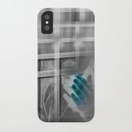 White Noise - Variant III iPhone Case