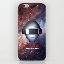 DAFT PUNK / THOMAS iPhone Skin