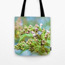 Lilac Flower - Primus Inter Pares Tote Bag