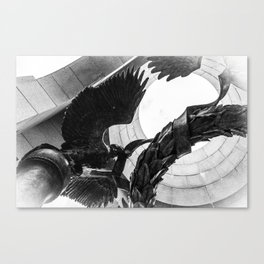 Wings Canvas Print