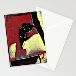 'Tiny' Takes Five Stationery Cards