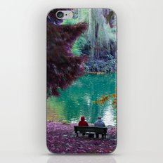 Couple in Fantasy iPhone & iPod Skin