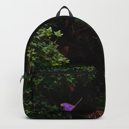 Purple Butterflies Backpack