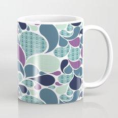 Sea pattern Mug
