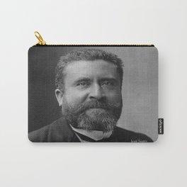 Portrait of Jean Jaurès By Nadar Carry-All Pouch