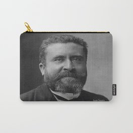 Portrait of Jean Jaurès By Nadar Carry-All Pouch