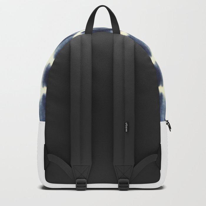 BOHEMIAN INDIGO BLUE Backpack